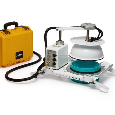 SOIL GAS FLUX SYSTEM LI-COR LI-8100A : Measuring soil CO2 flux