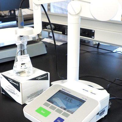 SEVENCOMPACT™ pH/ion METTLER TOLEDO S220 : Mesure du pH des sols ou solutions