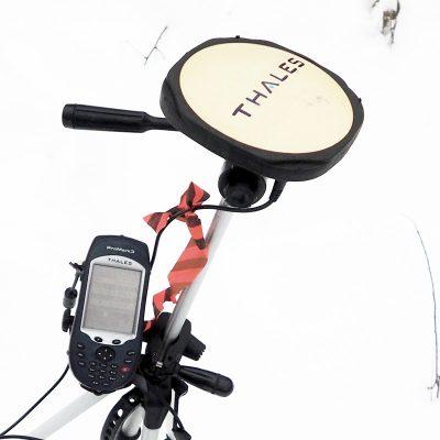 Thales Promark-3 : GPS hautes précision