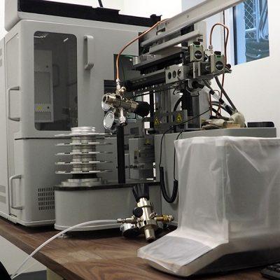 TruMac : Analyse carbone/azote/soufre sur échantillons organiques